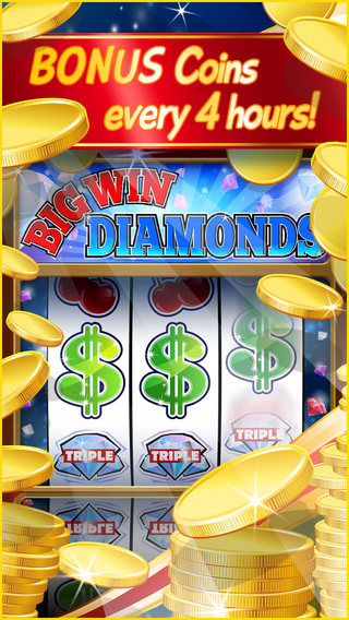 Slots Casino - Triple 7's Slot Machines and More