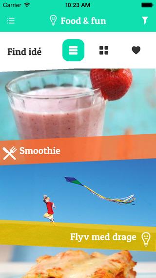 【免費生活App】Food & Fun-APP點子
