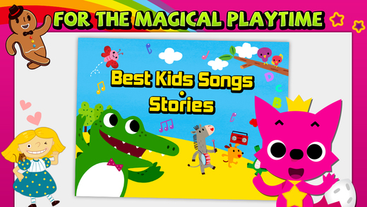 Kids Songs Videos Educational Stories Games PINKFONG