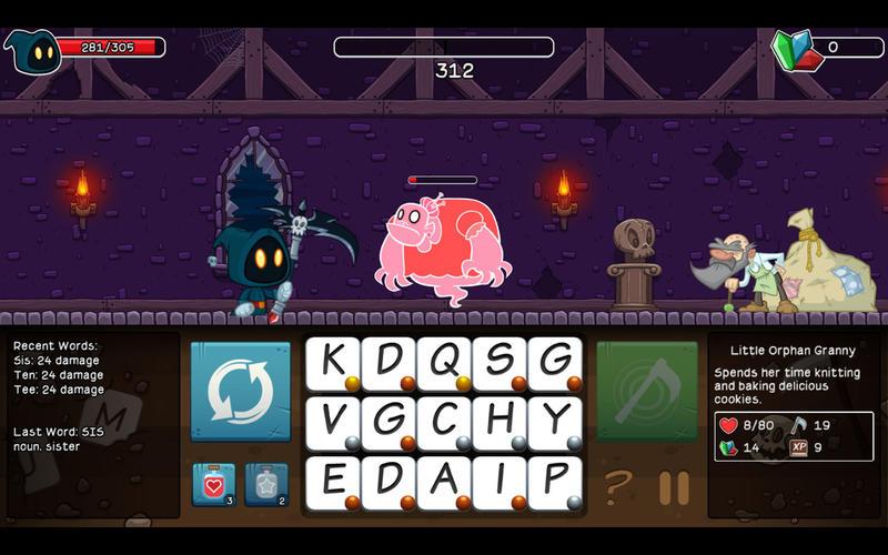 Letter Quest Screenshot - 4