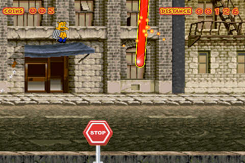 Ghetto JetPack screenshot 2