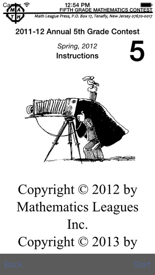 Math League Contests Questions and Answers Grade 5 2007-12