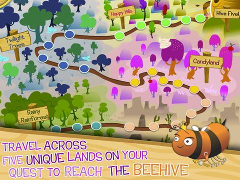 Math Buzz Screenshots
