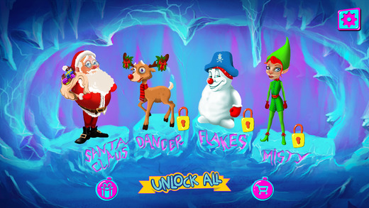 Christmas Dress up Games for kids