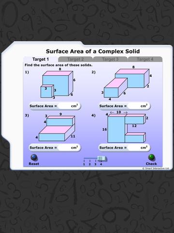 Maths Workout - Surface Area