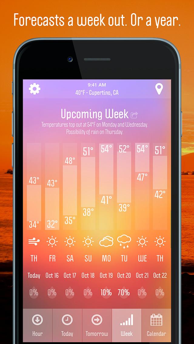 Weather Nerd screenshot 3