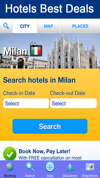 Hotels Best Deals Milan