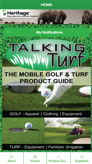 Talking Turf