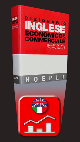 Business Dictionary English-Italian Italian English Hoepli