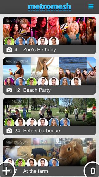 【免費攝影App】Metromesh-APP點子