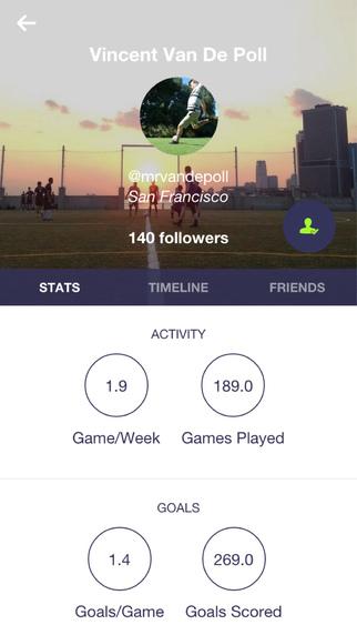 Jogabo - The social app for soccer players