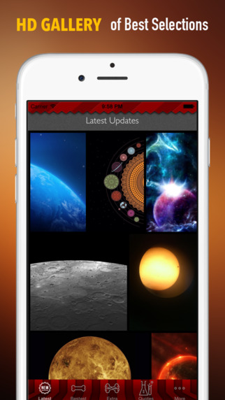 Solar System and Planet Wallpapers HD: Quotes Backgrounds Creator with Best Art Collections and Insp