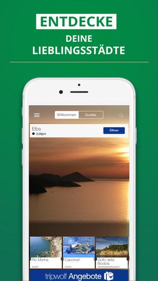 Elba - dein Reiseführer mit Offline Karte von tripwolf Guide für Sehenswürdigkeiten Touren und Hotel
