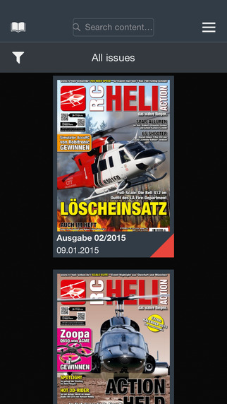 RC-Heli-Action - Das Magazin für RC-Helikopter-Piloten