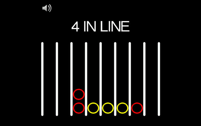 4 in a line Screenshot - 1