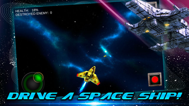 Space Battle Simulator 3D