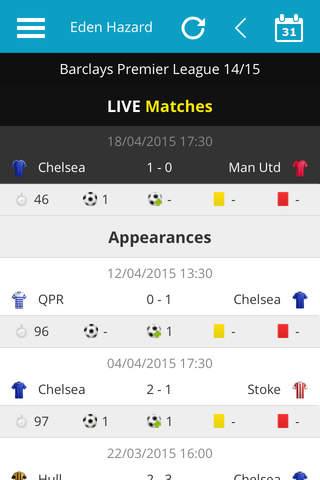 Every Premier League Stat Ever* screenshot 3