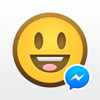 Emoji for Facebook - Secret emoji art design LOGO-APP點子