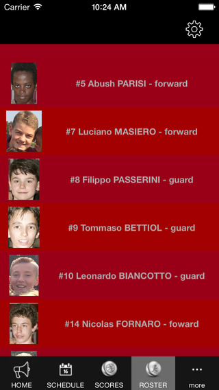 Fans Under 13 Reyer Venezia