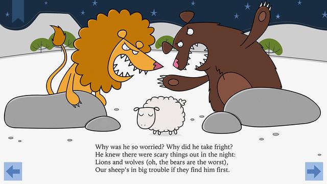 玩免費書籍APP|下載Tiny Truths - The Lost Sheep app不用錢|硬是要APP