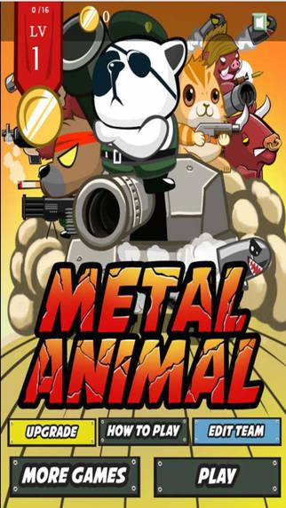 Metal Animal Arcade
