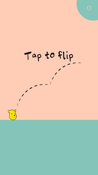 【免費遊戲App】Winnie the flip-APP點子