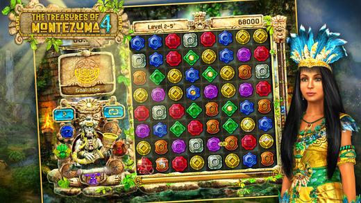 The Treasures of Montezuma 4 Screenshot