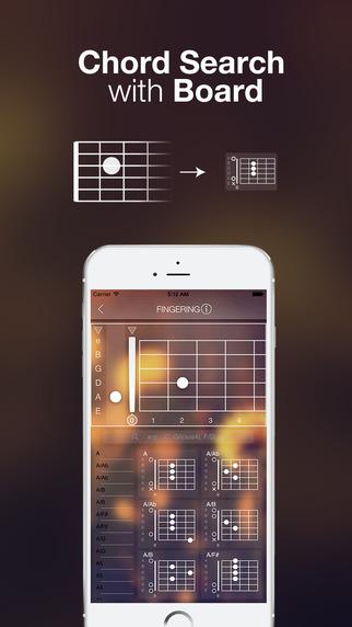 Guitar Kit+ – 吉他和弦学习[iOS][¥12→0]丨反斗限免