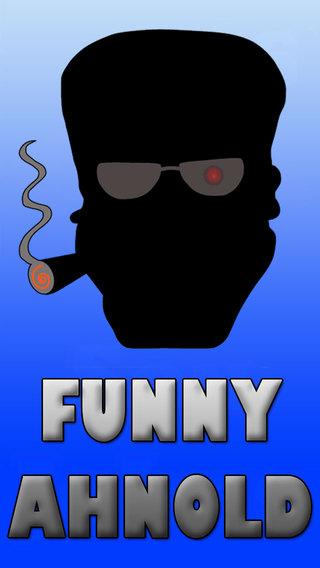 【免費娛樂App】Funny Ahnold-APP點子