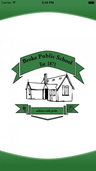 Broke Public School - Skoolbag