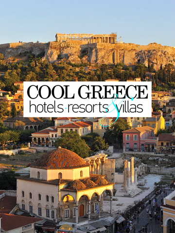 Cool Greece Hotels Resorts Villas ES
