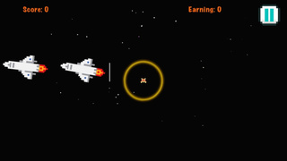 A Star Ship Space War – Missile Attack Survival Game