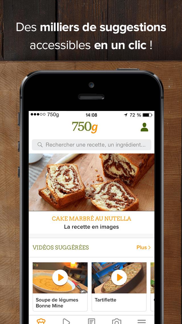 750 grammes 80 000 recettes de cuisine free download for 750grammes com fiche de cuisine