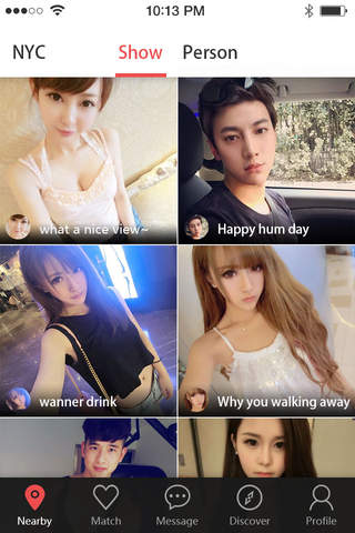 Asian Flirt & Hook Up - Private Chat, meet and dating screenshot 1