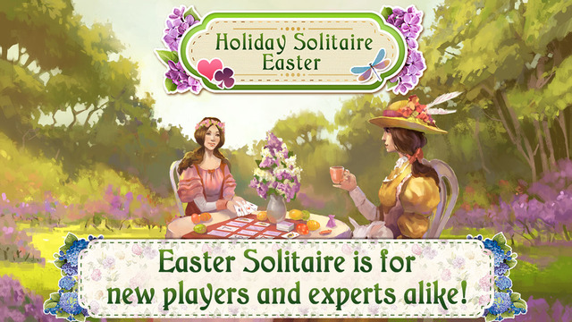 Holiday Solitaire. Easter