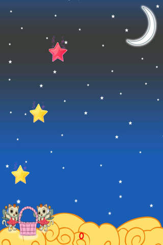 Kitty Fairy Star Counting Game Free - Learning Fun for Toddlers and Preschoolers screenshot 4