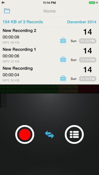 Recording-Recorder