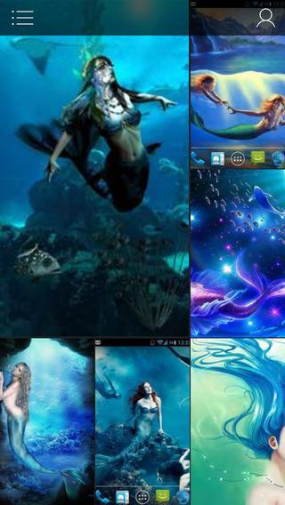 Wallpapers of Original Mermaids