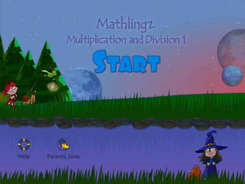 Mathlingz Multiplication and Division 1 – Mathematics Games for Children: Times Tables Multiplying a