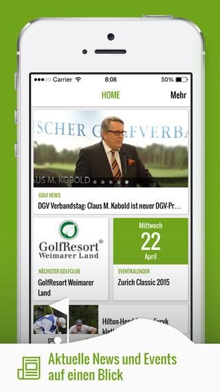 Exklusiv Golfen - Mein Golfclub
