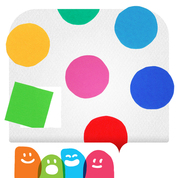 Four little corners - An interactive storybook app about friendship LOGO-APP點子