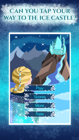 White Tiles Frozen Edition