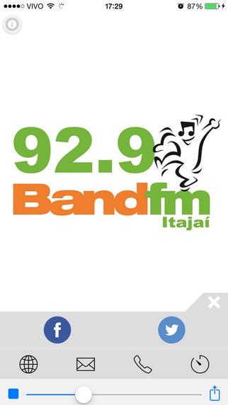 BAND FM ITAJAI 92 9