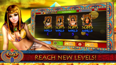 ' 777 A Jewels of Cleopatra's Pyramid Treasure on Pharaoh's Way - Best free casino slots machines of Ancient Old Vegas-1
