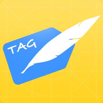 T_A_G LOGO-APP點子