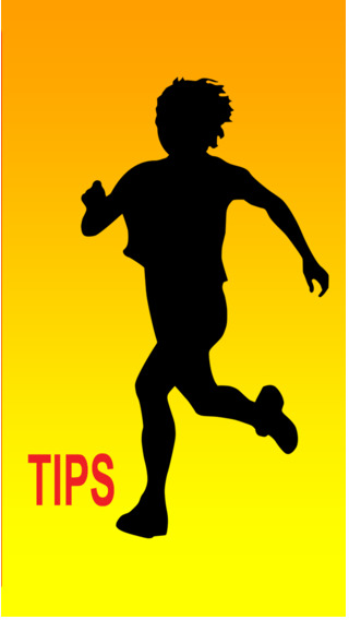Running Tips Technique