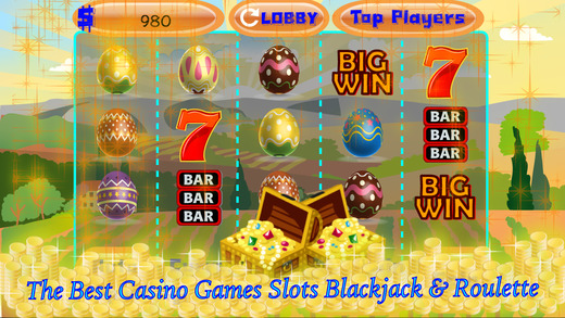 Magic Slots Machine Simulator - the Cute Egg and win Free
