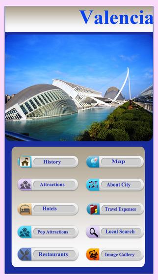 Valencia Offline Explorer