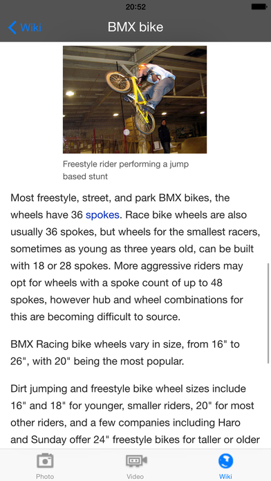 BMX Extreme iPhone Screenshot 5