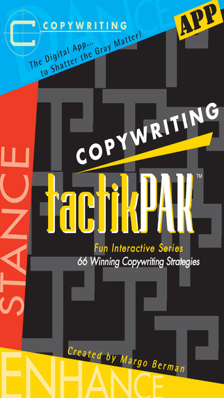 Copywriting tactikPAK
